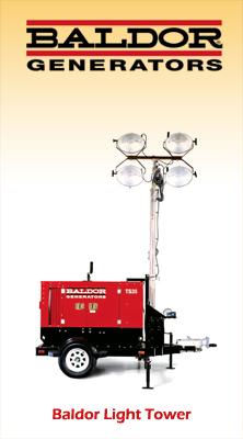 Baldor Generator 1