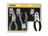 3-PCS Linesman  Pliers Set