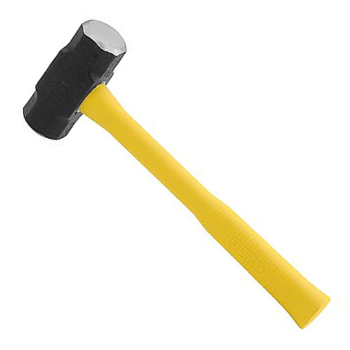 Stanley Hickory Handle Sledge Hammer 4lb
