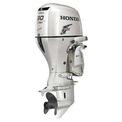 Honda 90HP Outboard Motor