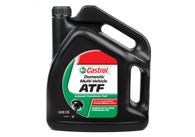 Castrol Domestic Multi-Vehicle ATF
