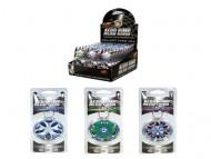 H&S 30 pcs Aero Rims Air Freshener