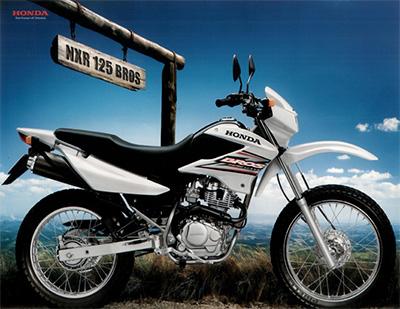 NXR 125 BROS