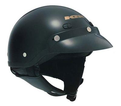 TK-410 KBC Black Helmet