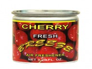 H&S Can Air Freshener Cherry