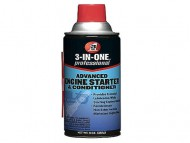 3-In-One 9 oz. Adv. Engine Start & Conditioner