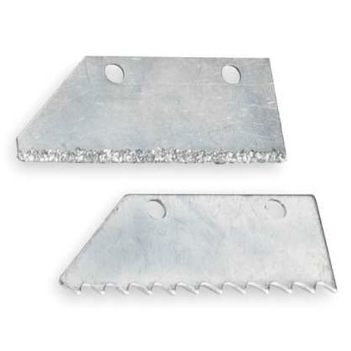 Grout Knife Replacement Blades Pk/3