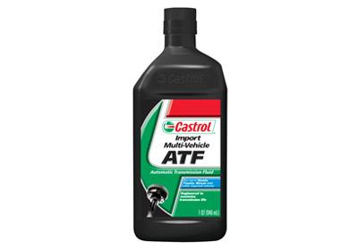 Castrol Import Multi-Vehicle ATF