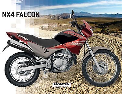 Benquip: NX4 Falcon