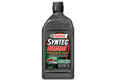 15w40 Diesel Oil >> Benquip: Castrol Syntec Blend Truck & SUV 15W40