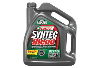 Castrol Syntec Blend 10W30