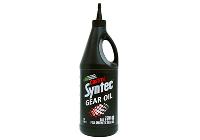 Castrol Syntec Gear Oil 75W90
