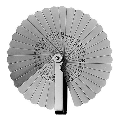 Combination Feeler Gauge (0.002-0.035)