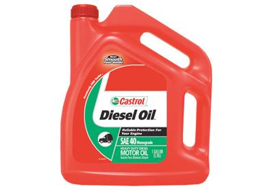 Castrol Diesel Oil SAE40