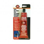 High Heat RTV Red Silicone Indus. 3oz
