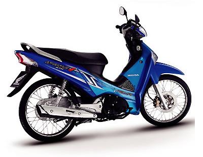 Honda Wave Motorcycle
